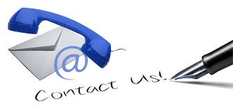 How to contact us;